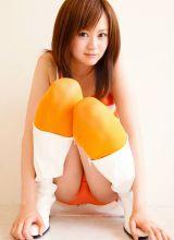 靓丽小妹瀬尾秋子也来自日本