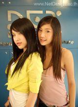 可爱清纯的泰国小美女