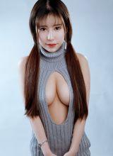 双马尾萝莉悠悠酱开胸毛衣巨乳大敞