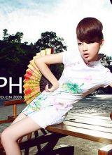 时尚丝绸中国风摄影大片