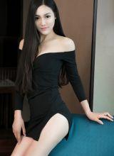 气质少妇陈思琪连体内衣秀完美身材