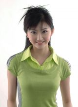 韩小熙笑容迷人大美女景甜