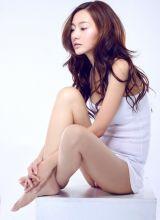 白色天使陈博 优美气质好身材