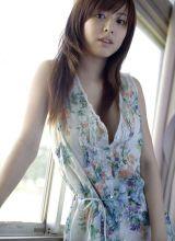 日本性感正妹杉本有美湿身写真