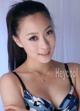 中国內衣模特大赛 江苏赛区冠军李娜
