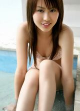 清纯宜人:嫩嫩泳衣少女三原勇希Yuuki_Mihara