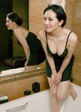 性感美女模特孟茜高清写真照片