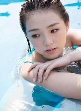 童颜美女篠崎愛泳装高清写真