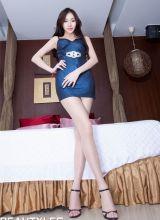 白嫩肌肤长腿美女诱惑迷人写真