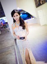 2014 chinajoy爆乳模特集合