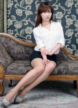 韩国顶级养眼美女模特金素妍