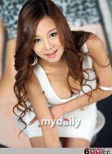 韩国美女宋伊娜写真
