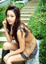 清纯天然素颜韩国美女照