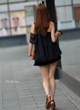 街上的闺蜜