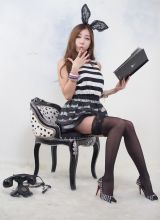 美女明星车模韩智恩