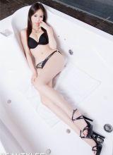 顶级长腿美女模特高清迷人写照