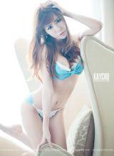 蓝色妖姬Debbie X Kay