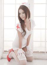 Beautiful nurse 养眼制服私房