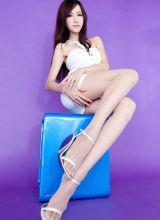 美腿模特第254期Dora