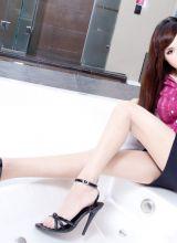美腿模特第319期Dora